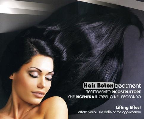 Hair Botox  da € 20